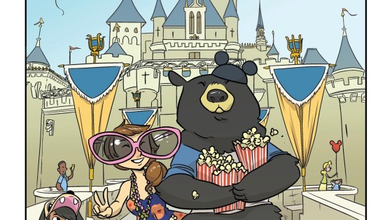 """The creators behind """"My Boyfriend is a Bear"""" discuss their upcoming graphic novel."""