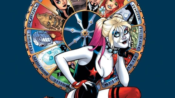 Harley Quinn is hardcore metal: Jimmy Palmiotti and Amanda Conner talk future stories and more at SDCC 2017