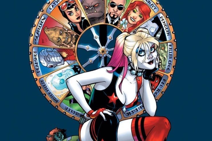 Writer Jimmy Palmiotti talks 'Killing Time in America' and life after 'Harley Quinn'