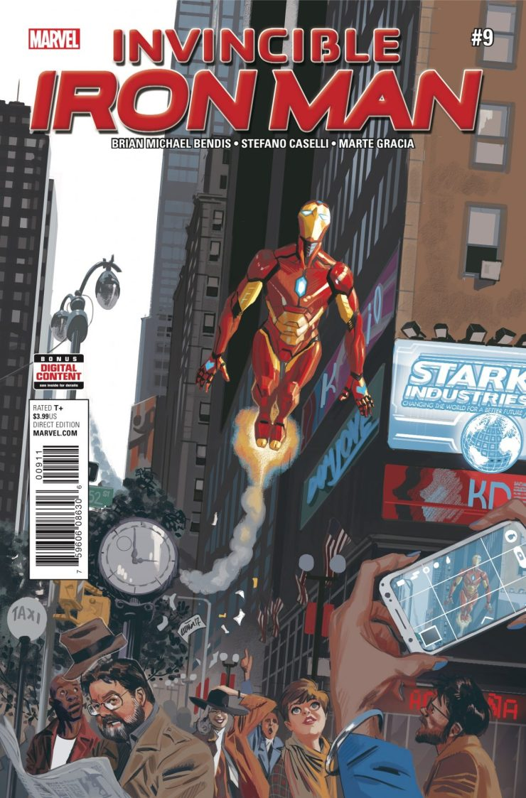 Marvel Preview: Invincible Iron Man #9