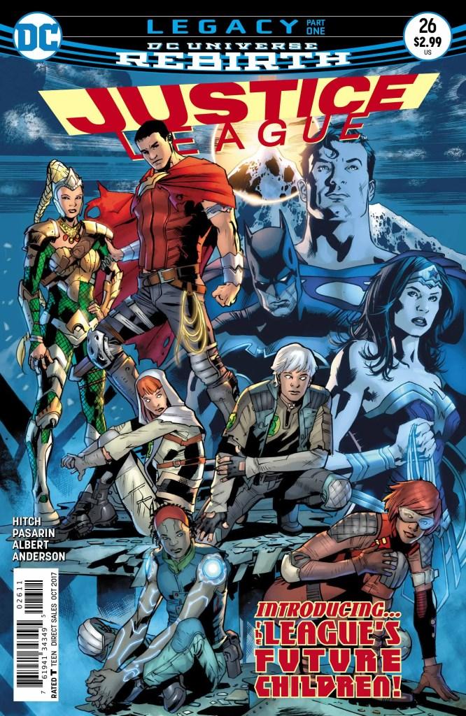 DC Preview: Justice League #26