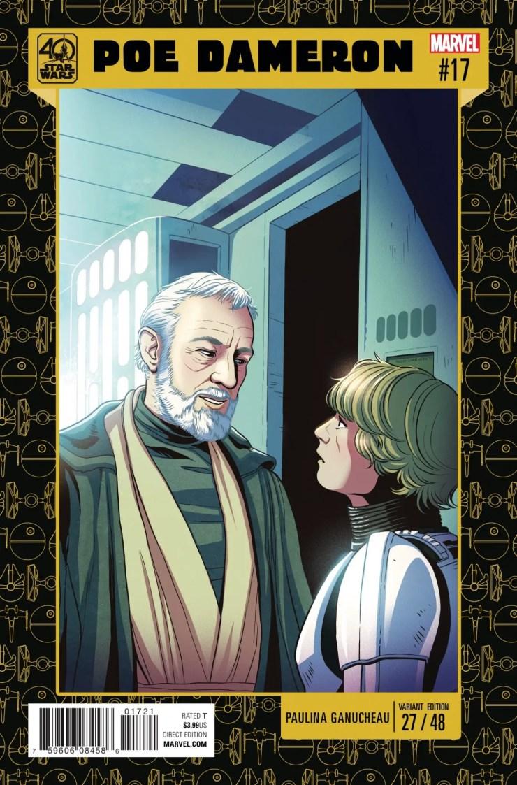 Marvel Preview: Star Wars: Poe Dameron #17