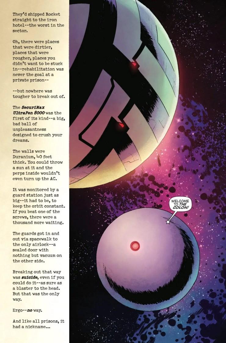 Marvel Preview: Rocket #3