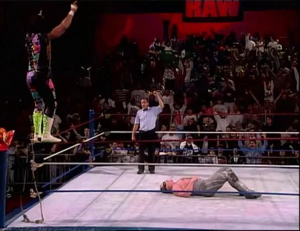Randy Savage vs. Repo Man