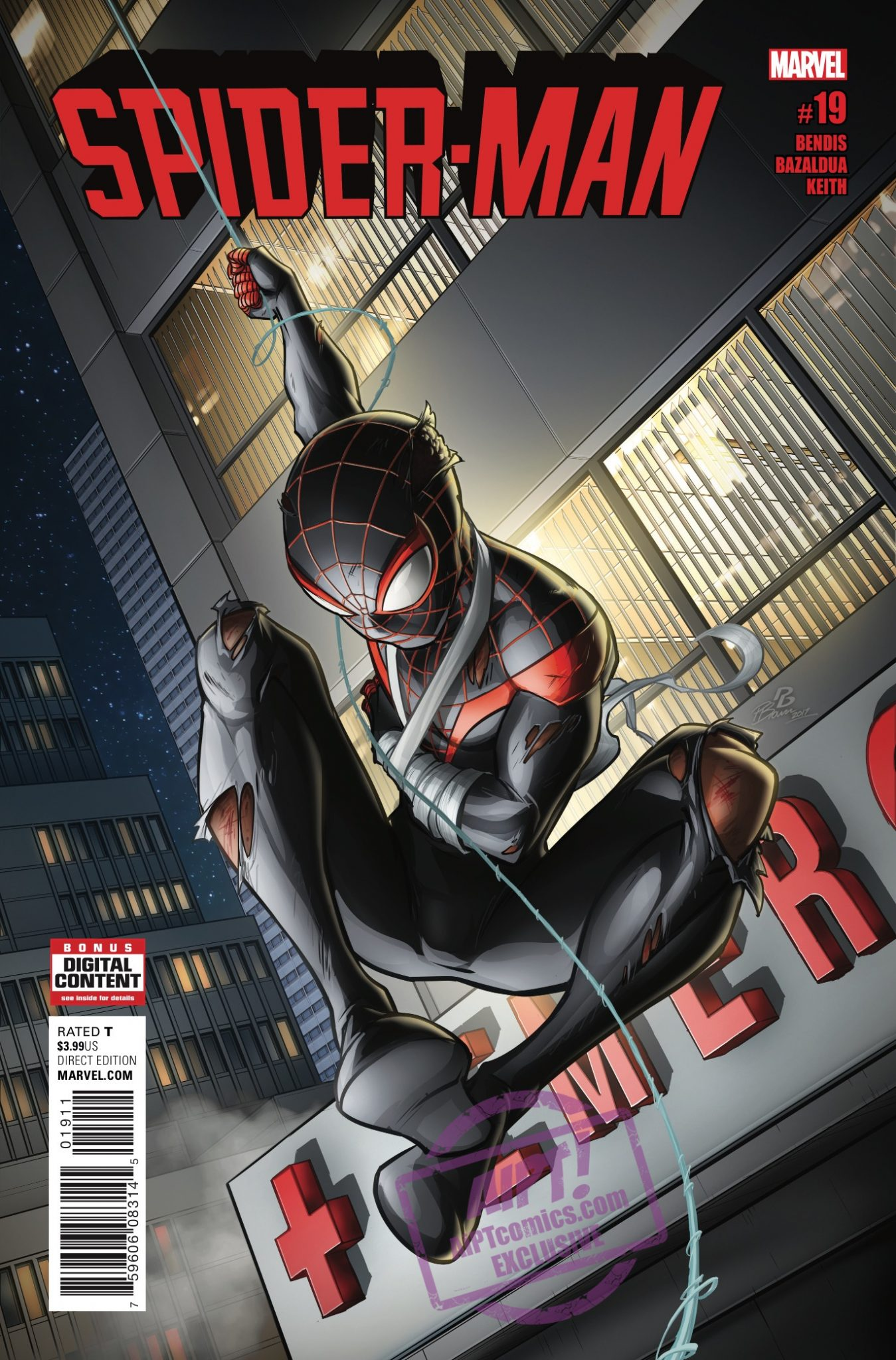Spider-Man #19 Review