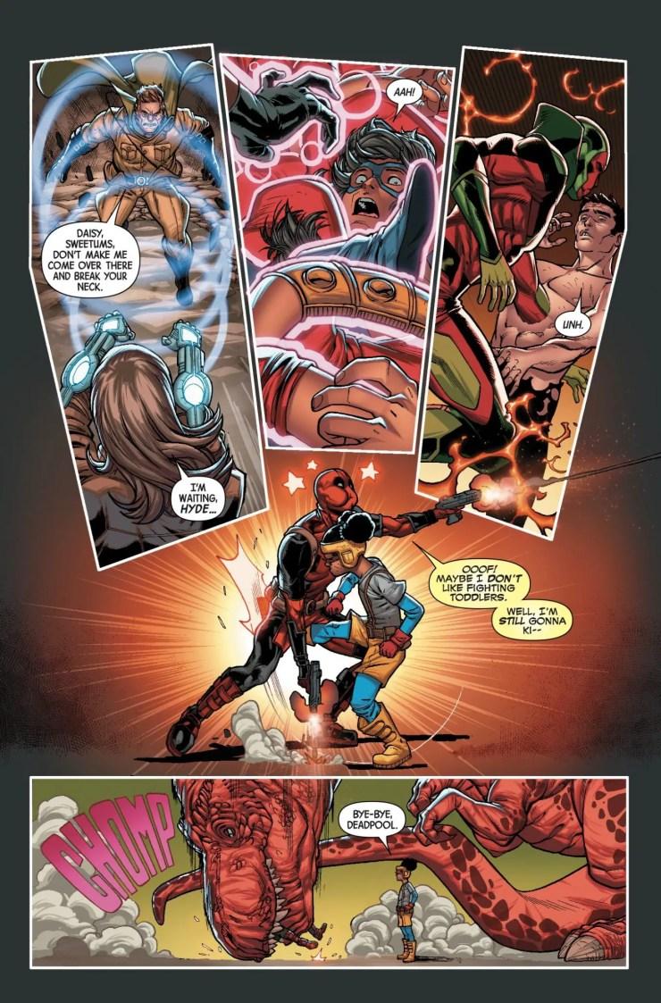 Marvel Preview: Secret Warriors #4