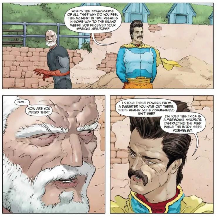 Jupiter's Legacy Vol. 2 #5 Review