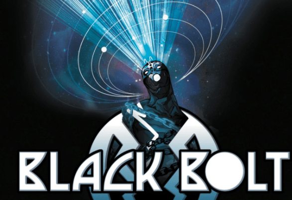 Black Bolt #3 review
