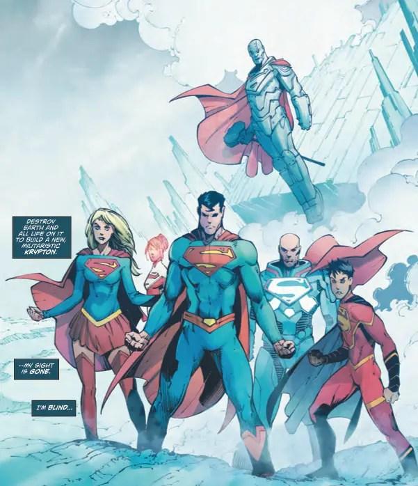 Action Comics #983 review