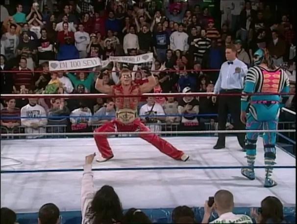 Shawn Michaels vs. Max Moon