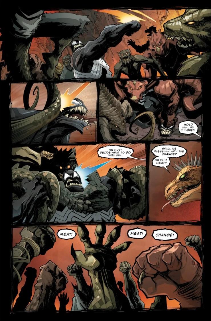 'Venom Vol. 2: The Land Before Crime' review: violent action awaits Venom fans!