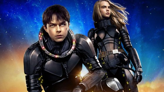 I've been greatly anticipating Valerian and the City of a Thousand Planets for months, but since I had to report at San Diego Comic Con I haven't had the chance to see it yet. Luckily for me, Titan Books created an art book to show off the movie so everyone could get a taste of the film before and after watching it.