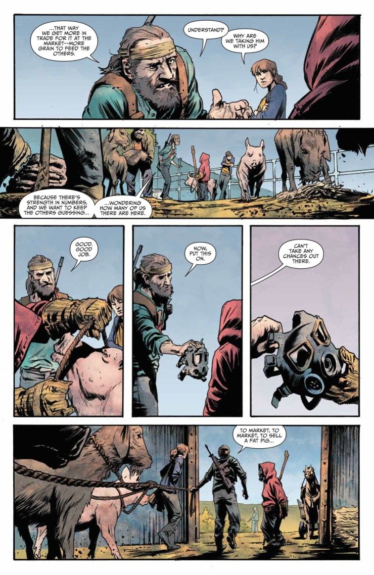 War for the Planet of the Apes #1 Review