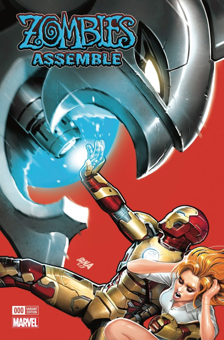 Marvel Preview: Zombies Assemble #0