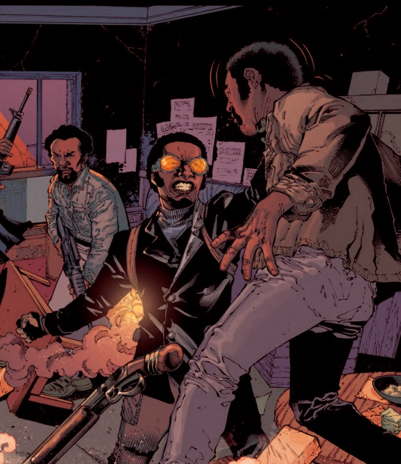 The American Way: Those Above And Those Below #1 Review