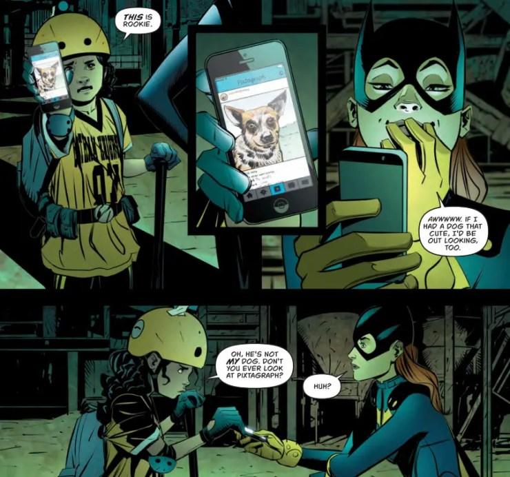 Batgirl #13 Review