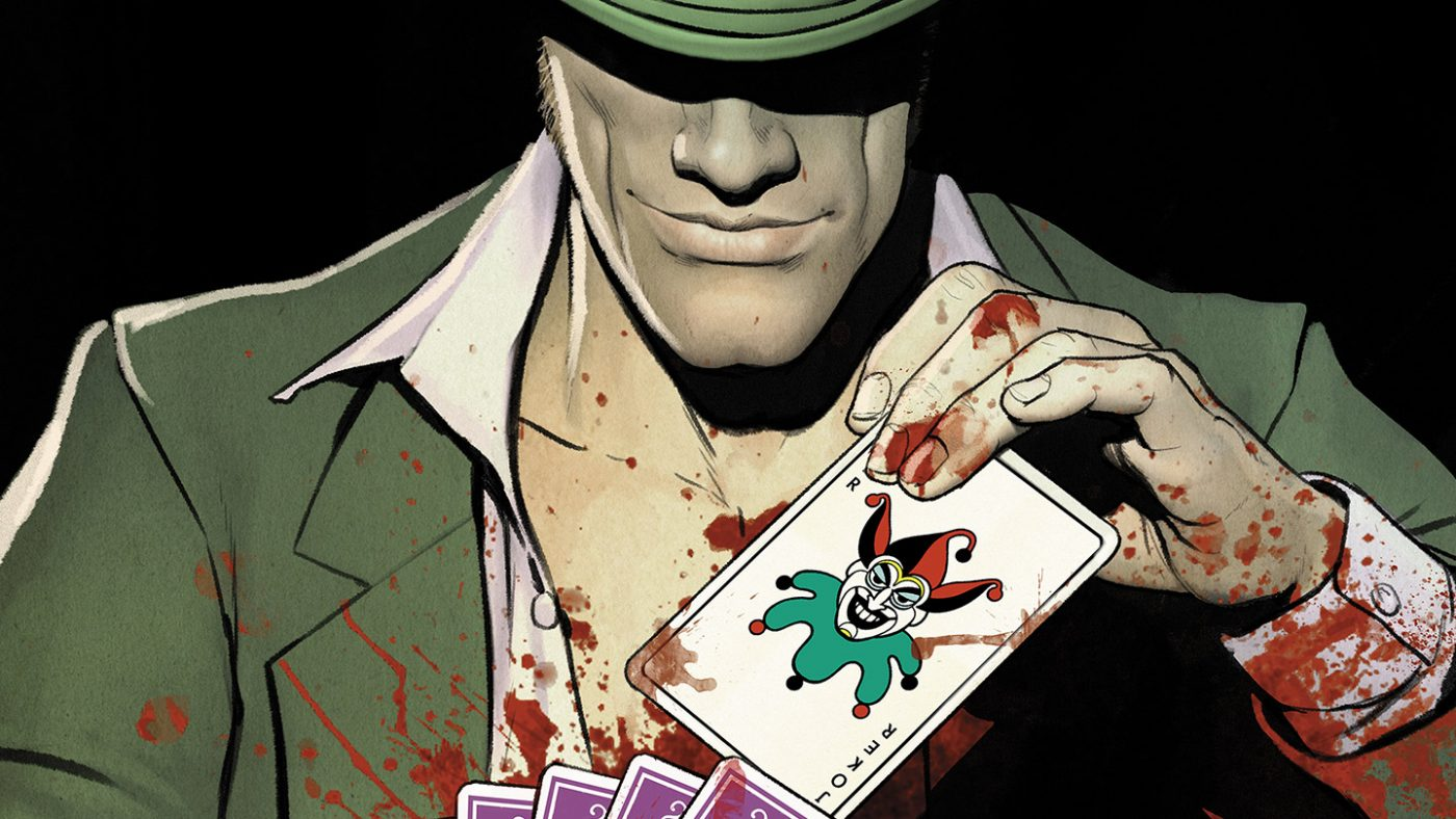 Batman #27 Review