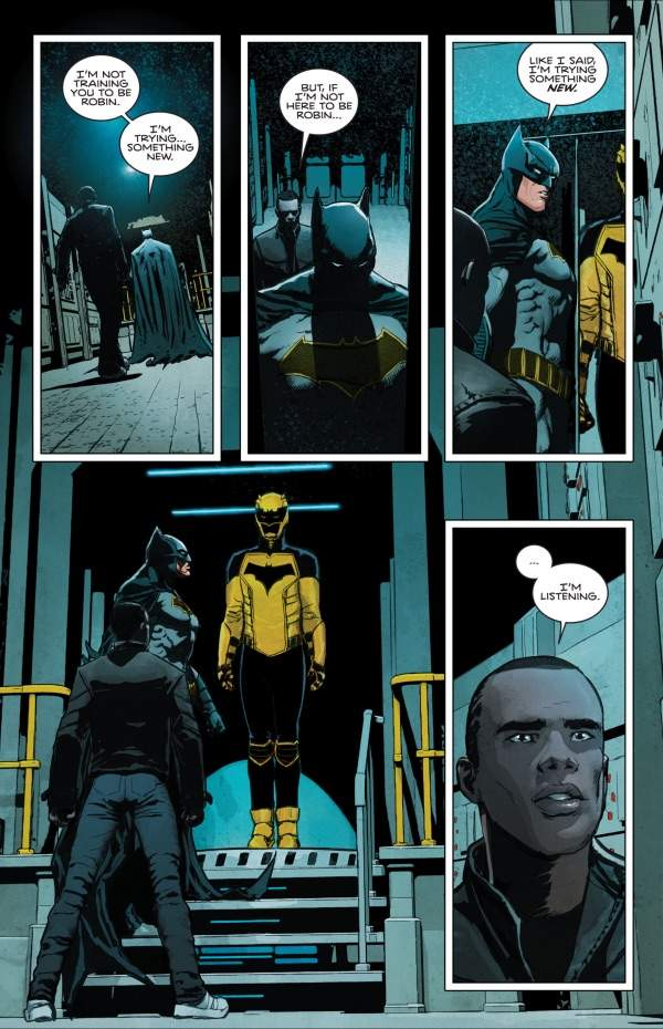 SDCC '17: Duke Thomas gets his own ongoing series with 'Batman: The Signal'