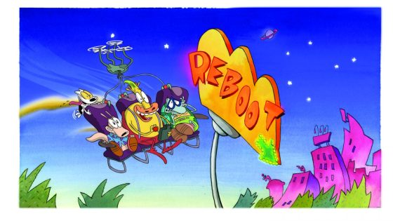 Nickelodeon unveils first footage of the 'Rocko's Modern Life' reboot at SDCC 2017