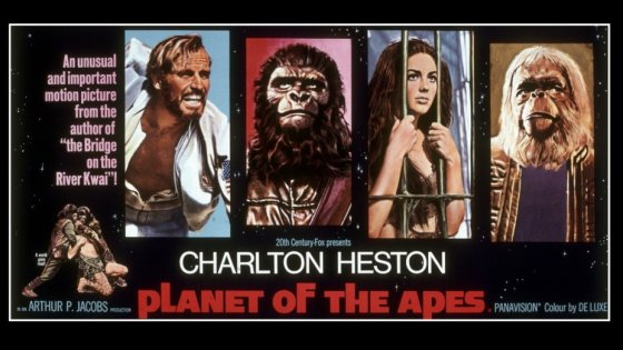 We rank the films in the Planet of the Apes series from worst to best.