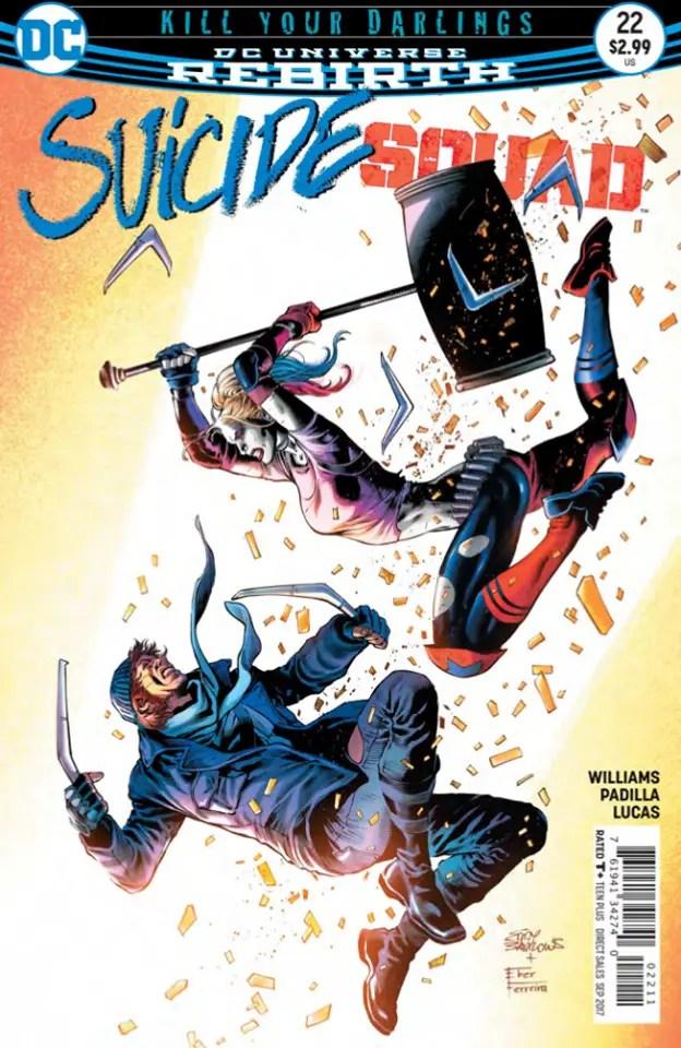 Suicide Squad #22 Review