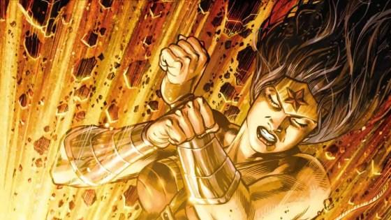 Wonder Woman #26 Review
