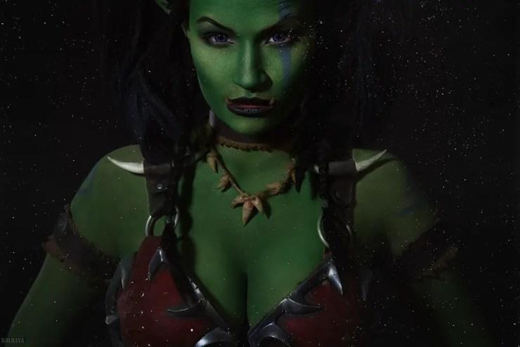 World of Warcraft: Garona Halforcen Cosplay by Lynx