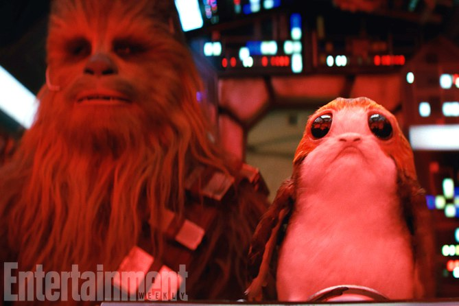 Star Wars: The Last Jedi: The surprising source for the sound of the porgs