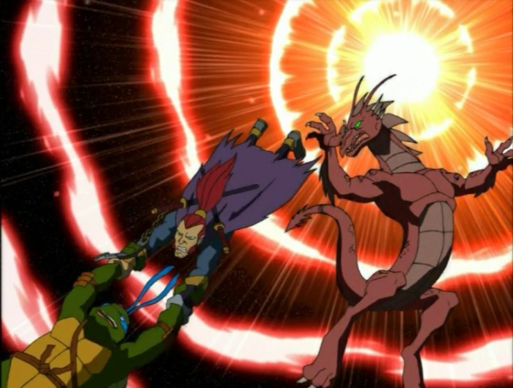 Teenage Mutant Ninja Turtles (2003) season 2, part 5 review