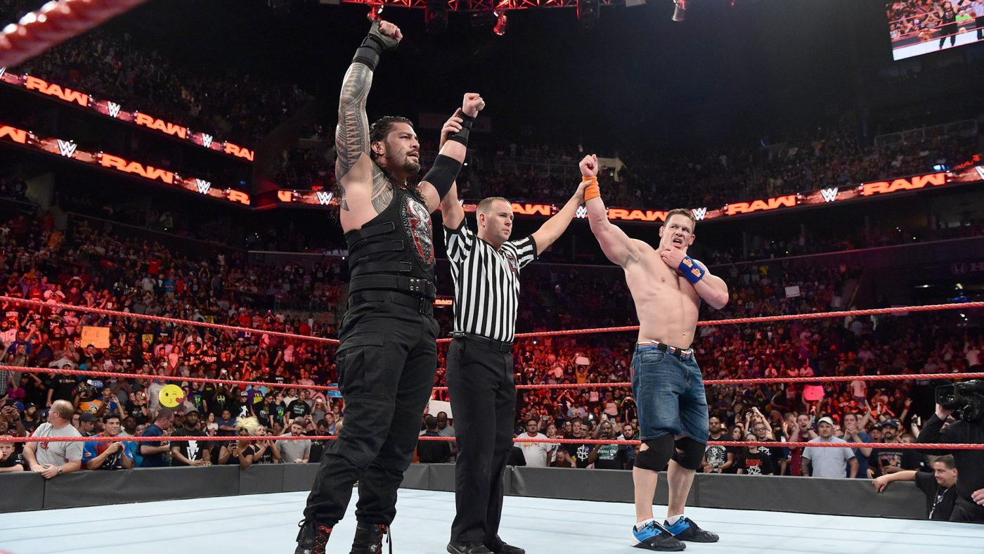 Aug. 21 2017 WWE Monday Night Raw recap/review: Despite bright spots, about as uneven as 'SummerSlam'