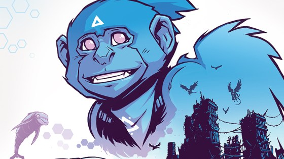 """We talk to Si Spurrier and Caspar Wijingaard about their new series """"Angelic."""""""