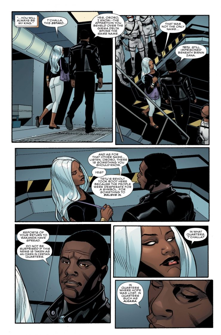 Marvel Preview: Black Panther #17
