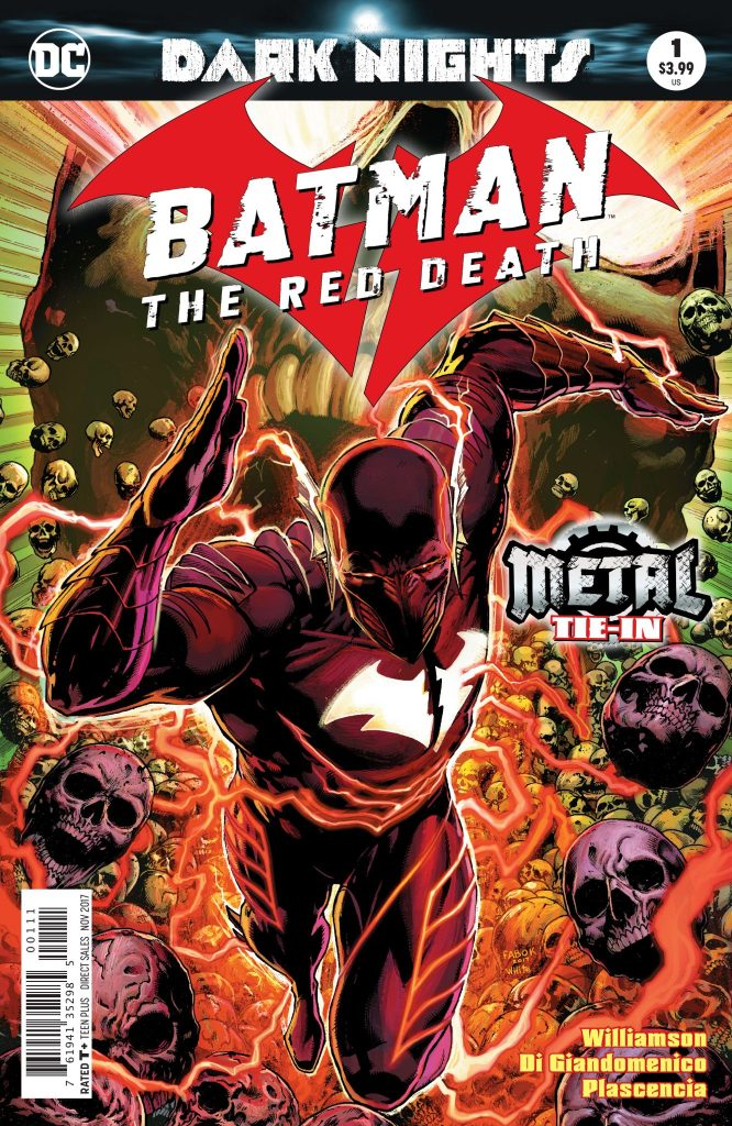 DC Preview: Batman: The Red Death #1