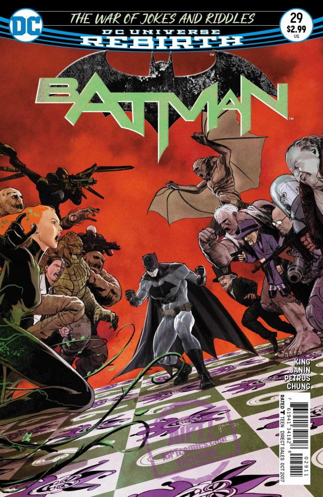 [EXCLUSIVE] DC Preview: Batman #29