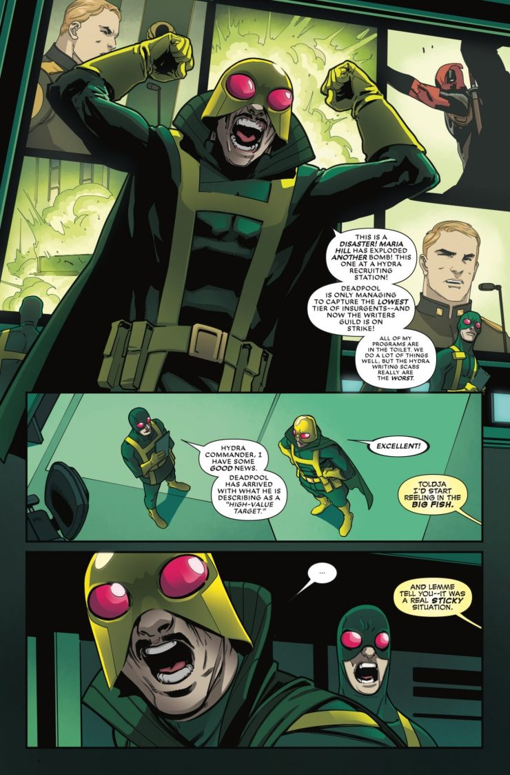 Marvel Preview: Deadpool #34