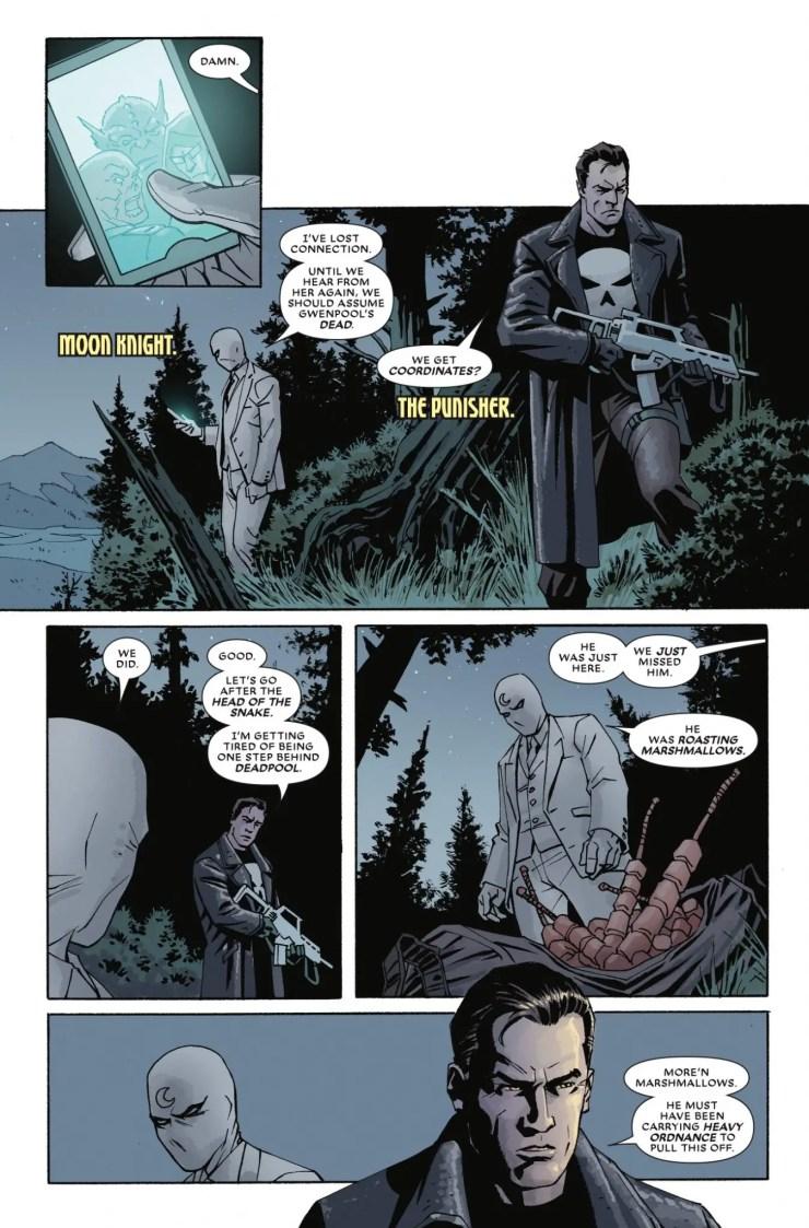 Marvel Preview: Deadpool Kills the Marvel Universe Again #3