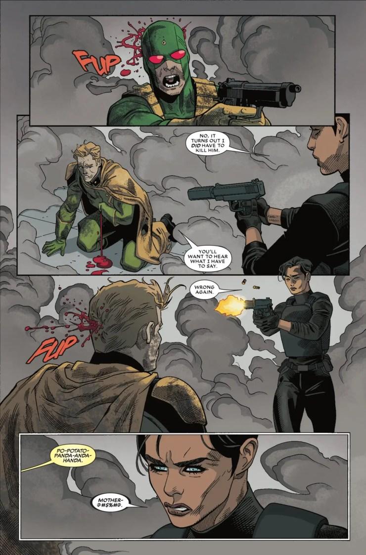 Marvel Preview: Deadpool #35