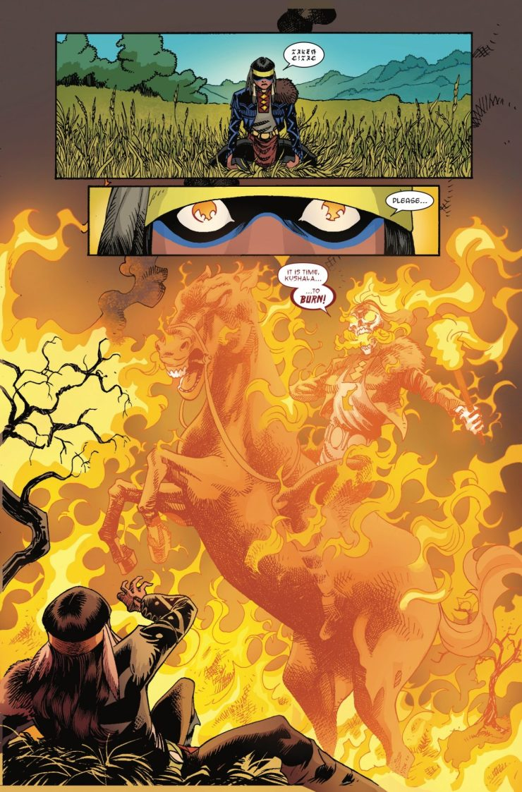 Marvel Preview: Doctor Strange and the Sorcerers Supreme #11