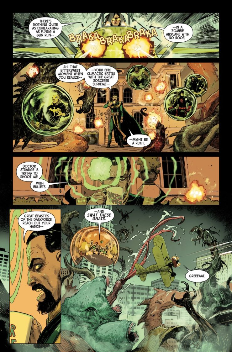 Doctor Strange #24 Review