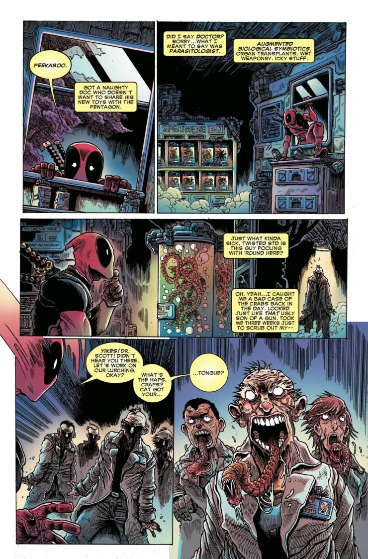 Marvel Preview: Edge of Venomverse #5