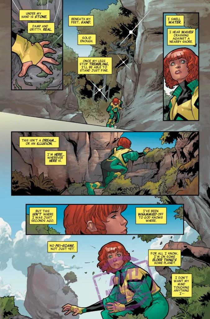 [EXCLUSIVE] Marvel Preview: Generations Phoenix & Jean Grey #1