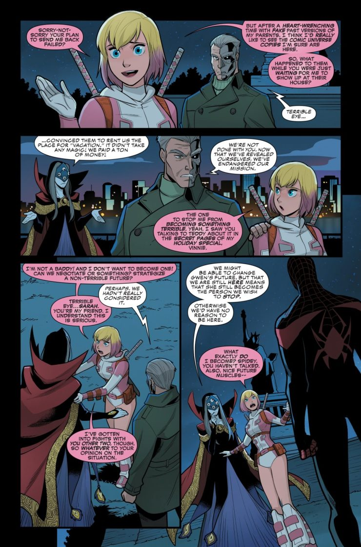 Marvel Preview: The Unbelievable Gwenpool #19