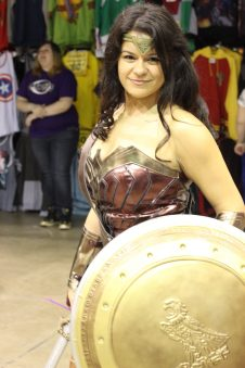 Straight out of Themyscira