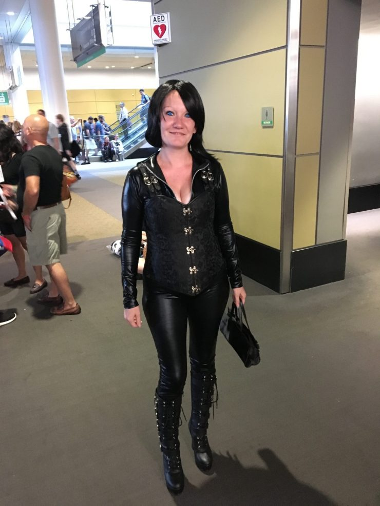 The best film and television-related cosplay we saw at Boston Comic Con 2017