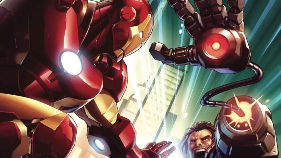 Marvel Preview: Riri comes face-to-face with the biggest threat she will ever encounter - a headstrong Tony Stark A.I.