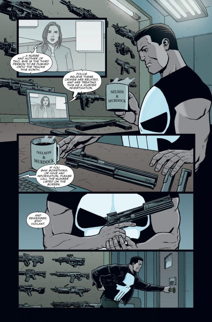 Marvel Preview: Punisher #15