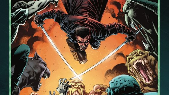 SECRET EMPIRE TIE-IN! * With the Darkforce dome blocking all sunlight, Manhattan has a vampire problem. But the vampires are about to have a BLADE problem!
