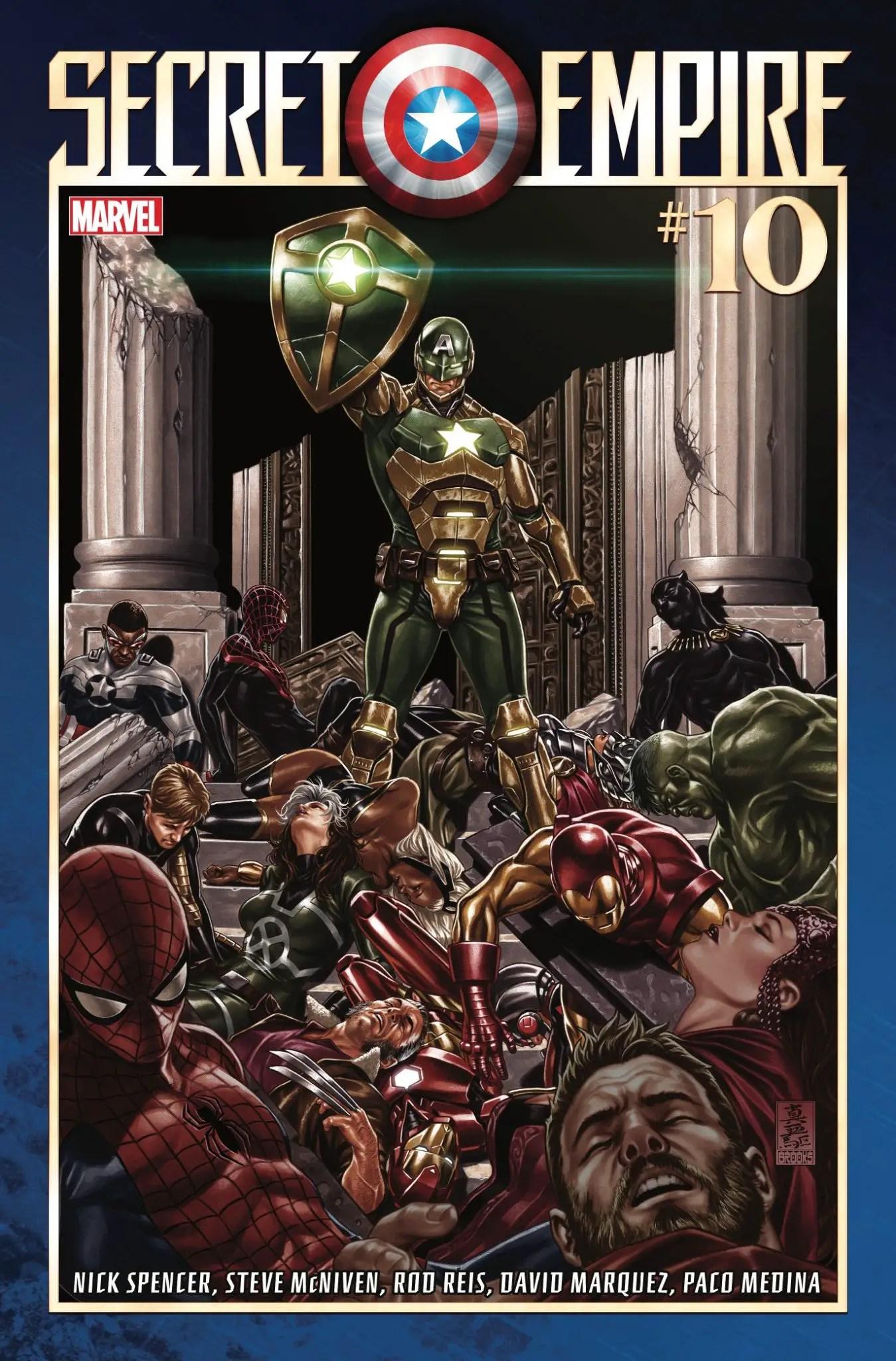 Secret Empire #10 Review