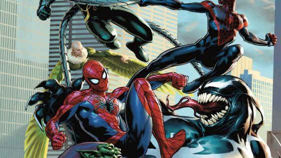 Marvel preview: The mystery of the OTHER Miles Morales thickens!