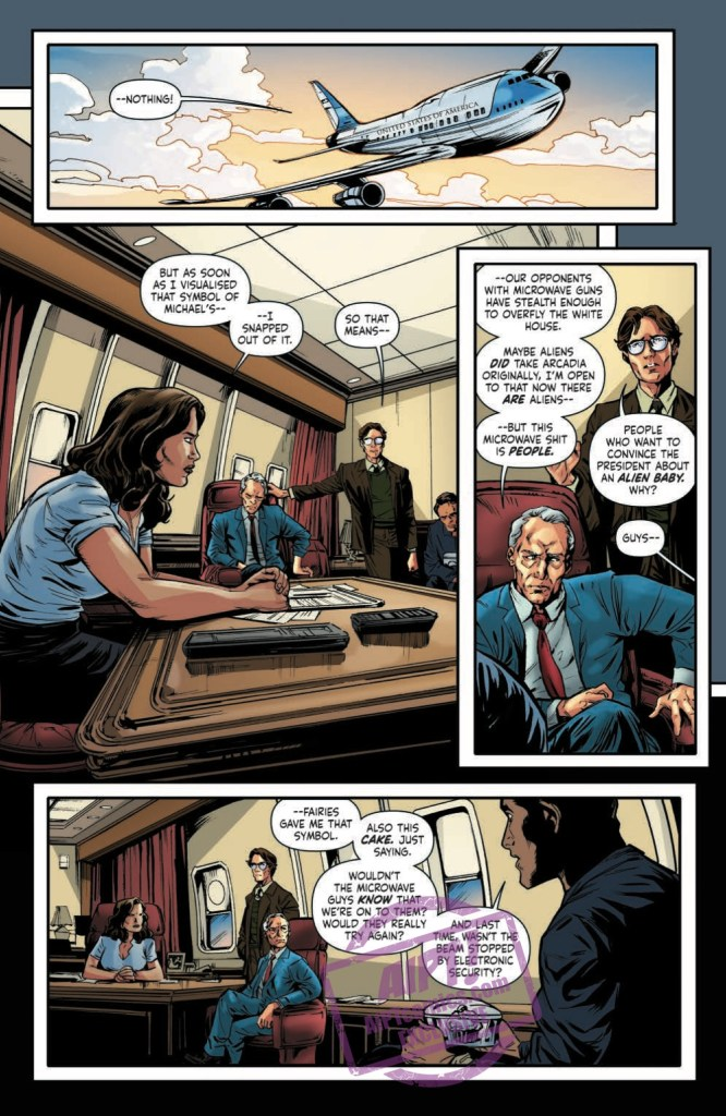 [EXCLUSIVE]  IDW Preview: Saucer State #3